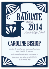 Download Template  Graduation Announcement Design