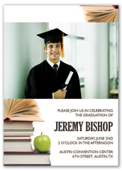 Cheap Printable Graduation Invitation